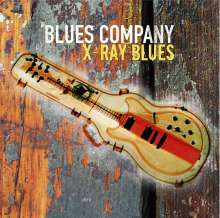 Blues Company: X-Ray Blues, CD
