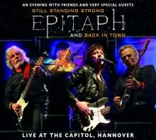 Epitaph (Deutschland): Still Standing Strong And Back In Town: Live 2012, 2 CDs