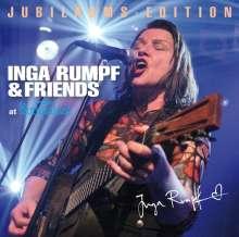 Inga Rumpf: At Rockpalast (Jubiläums-Edition), 1 CD und 1 DVD