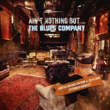 Blues Company: Ain't Nothing But ... (Limited Deluxe Edition) (CD + DVD) + 4 Track Bonus-CD exklusiv für jpc, 1 CD und 1 DVD