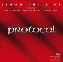 Simon Phillips (Drums): Protocol III (180g) (45 RPM), 2 LPs