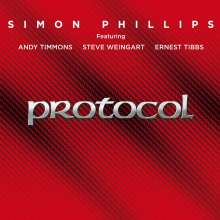 Simon Phillips (Drums): Protocol III, CD