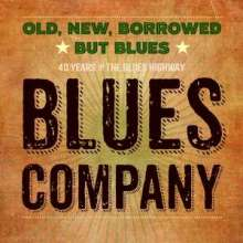 Blues Company: Old, New, Borrowed But Blues (180g), 2 LPs