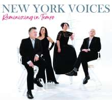 New York Voices: Reminiscing In Tempo, CD