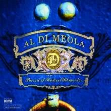 Al Di Meola (geb. 1954): Pursuit Of Radical Rhapsody (180g), 2 LPs