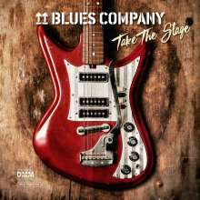 Blues Company: Take The Stage (180g), 2 LPs
