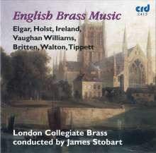 Edward Elgar (1857-1934): English Brass Music, 2 CDs