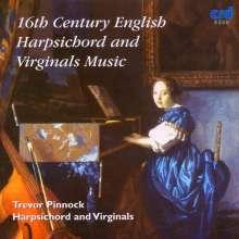 Trevor Pinnock,Virginal & Cembalo, CD