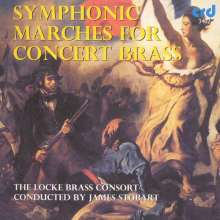 Locke Brass Consort - Symphonic Marches For Concert Brass, CD