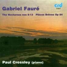 Gabriel Faure (1845-1924): Sämtliche Klavierwerke Vol.2, CD