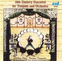Virtuose Paukenkonzerte des 18. Jh., CD