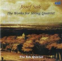 Josef Suk (1874-1935): Streichquartette Nr.1 & 2, CD