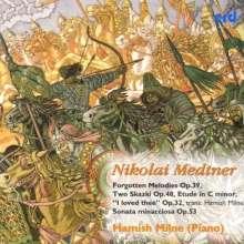Nikolai Medtner (1880-1951): Klavierwerke, CD