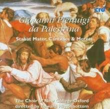Giovanni Pierluigi da Palestrina (1525-1594): Stabat Mater, CD