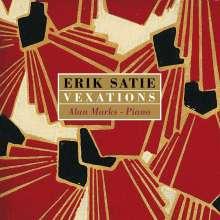 Erik Satie (1866-1925): Vexations (180g / auf 500 Stck.limitierte Auflage), LP