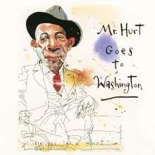 Mississippi John Hurt: Mr. Hurt Goes To Washington, 2 CDs