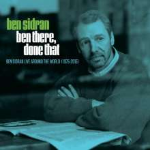 Ben Sidran (geb. 1943): Ben There, Done That: Live Around The World (Limited-Edition), 3 CDs