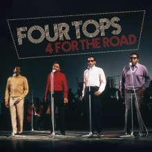 Four Tops: 4 For The Road, CD