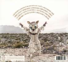 Chancha Via Circuito: Bienaventuranza, CD