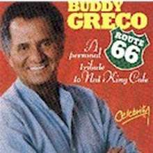 Buddy Greco (1926-2017): Route 66 - Tribute To Nat King Cole, CD