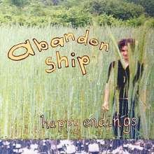 Abandon Ship: Happy Endings, CD