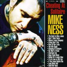 Mike Ness (Social Distortion): Cheating At Solitaire, CD