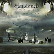 Enslaved: Utgard - The Journey Within (Cinematic Tour 2020) (Limited Edition) (Clear W/ Green & Grey Splatter Vinyl), LP