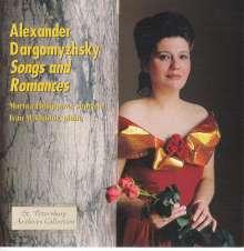 Lieder & Romanzen, CD
