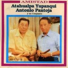 Atahualpa Yupanqui (1908-1992): Amistad, CD