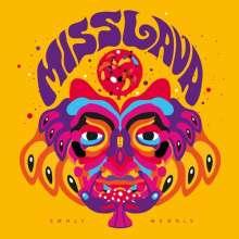 Miss Lava: Sonic Debris, CD