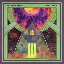Seven Planets: Explorer, CD