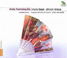 Amadeo Vives (1871-1932): Dona Francisquita, 2 CDs