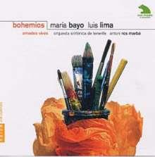 Amadeo Vives (1871-1932): Bohemios (Zarzuela in 1 Akt), CD