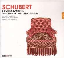 Franz Schubert (1797-1828): Die Verschworenen, 2 CDs