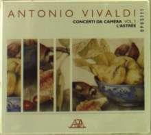 Antonio Vivaldi (1678-1741): Kammerkonzerte Vol.1, CD