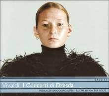 Antonio Vivaldi (1678-1741): Konzerte für mehrere Instrumente -, CD