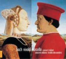 Antonio Vivaldi (1678-1741): Flötenkonzert RV 439, CD