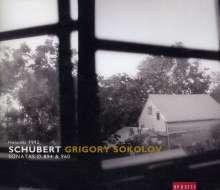 Franz Schubert (1797-1828): Klaviersonaten D.894 & 960, 2 CDs