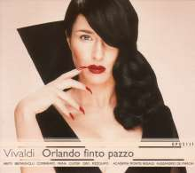 Antonio Vivaldi (1678-1741): Orlando finto Pazzo RV 727, 3 CDs