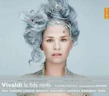 Antonio Vivaldi (1678-1741): La Fida Ninfa RV 714, 3 CDs
