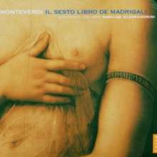 Claudio Monteverdi (1567-1643): Madrigali Libro 6 (1614), CD