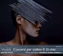 Antonio Vivaldi (1678-1741): Violinkonzerte RV 232,243,264,325,353,368, CD