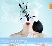 "Antonio Vivaldi (1678-1741): Opernarien ""Arie ritrovate"", CD"