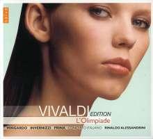 Antonio Vivaldi (1678-1741): L'Olimpiade RV 725 (Ausz.), CD
