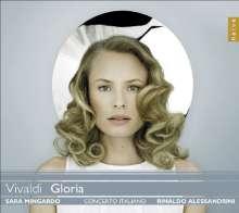 Antonio Vivaldi (1678-1741): Gloria RV 588 & 589, CD
