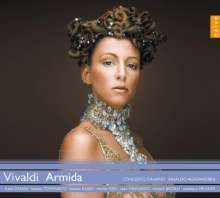 Antonio Vivaldi (1678-1741): Armida al campo d'Egitto, 3 CDs