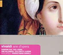 Antonio Vivaldi (1678-1741): Opernarien, CD