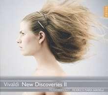 Antonio Vivaldi (1678-1741): Vivaldi - New Discoveries II, CD