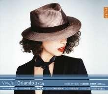 Antonio Vivaldi (1678-1741): Orlando Furioso RV 819 (1714), 2 CDs