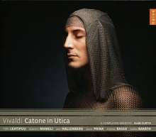 Antonio Vivaldi (1678-1741): Catone In Utica RV 705, 3 CDs